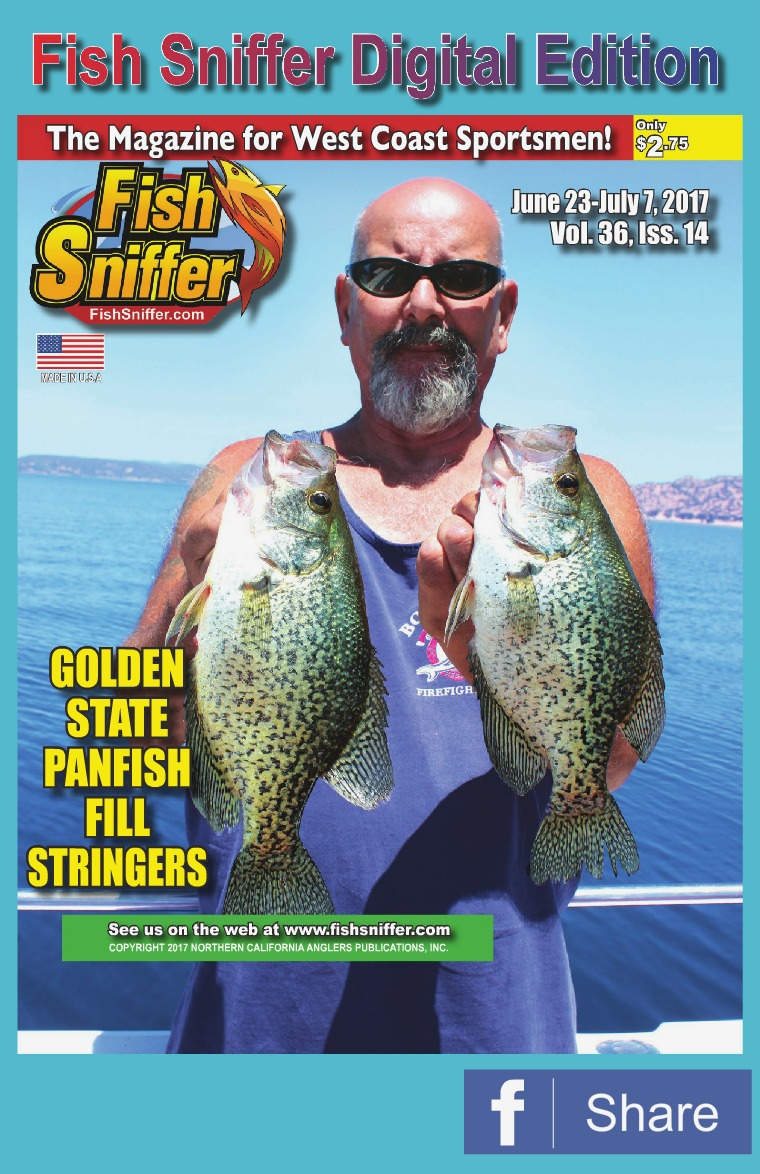 Fish Sniffer On Demand Digital Edition Issue 3614 June 23- July 7 2017