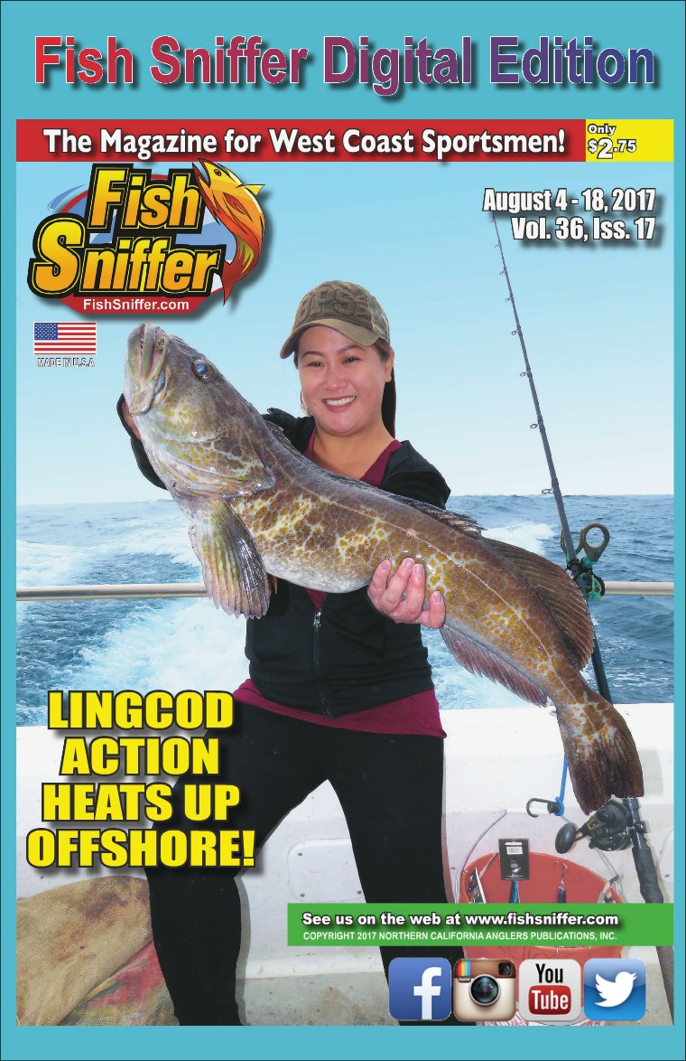 Fish Sniffer On Demand Digital Edition Issue 3617 August 4-18 2017