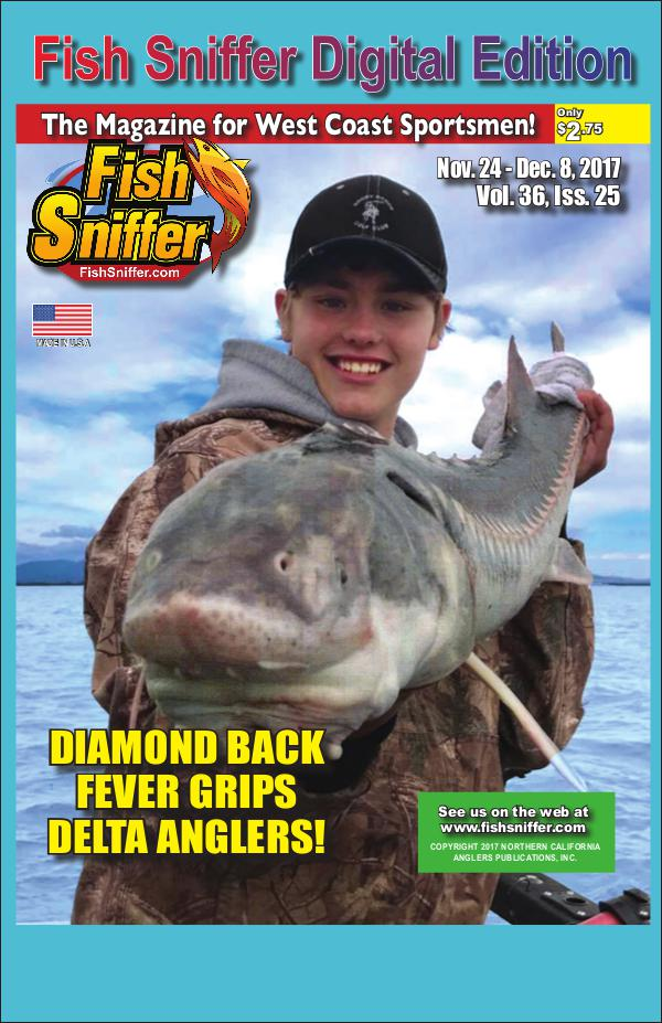 Fish Sniffer On Demand Digital Edition Issue 3625 Nov 24- Dec8 2017