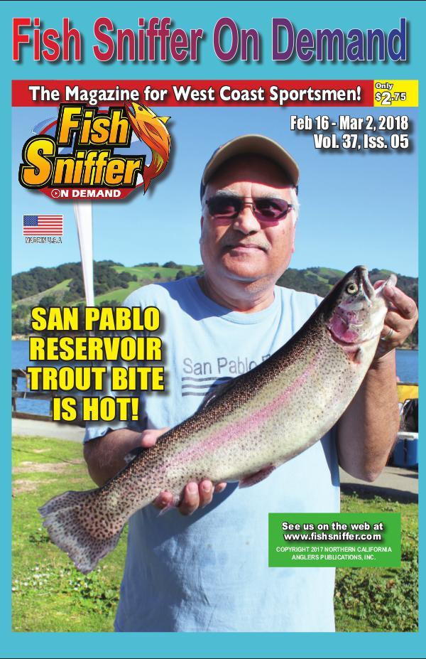 Fish Sniffer On Demand Digital Edition Issue 3705 Feb 16- Mar 2, 2018