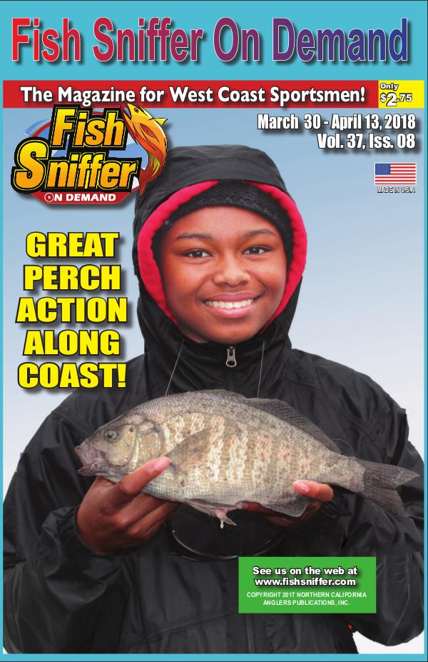 Fish Sniffer On Demand Digital Edition Issue 3708 March 30-April 13,2018