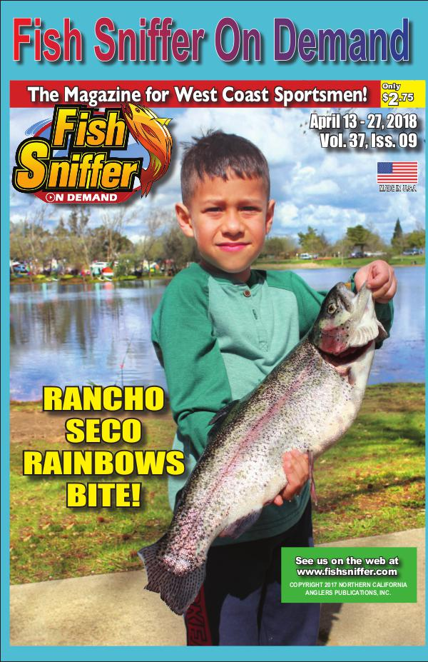 Fish Sniffer On Demand Digital Edition Issue 3709 April 13-27, 2018
