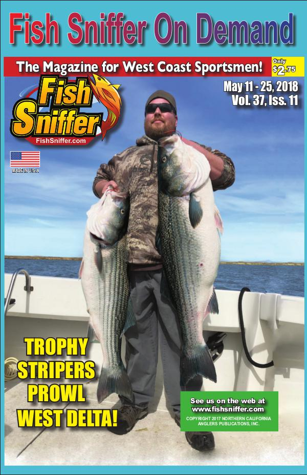 Fish Sniffer On Demand Digital Edition Issue 3711 May 11-25 2018