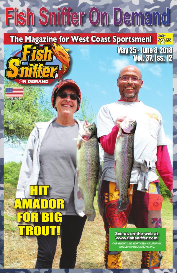 Fish Sniffer On Demand Digital Edition Issue 3712 May 25- June 8
