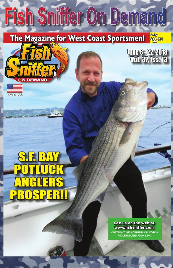 Fish Sniffer On Demand Digital Edition Issue 3713 June 9-22 2018