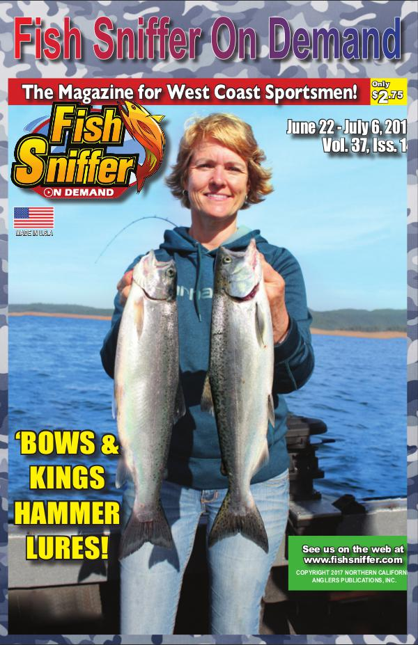 Fish Sniffer On Demand Digital Edition Issue 3714 June 22-July 6, 2018
