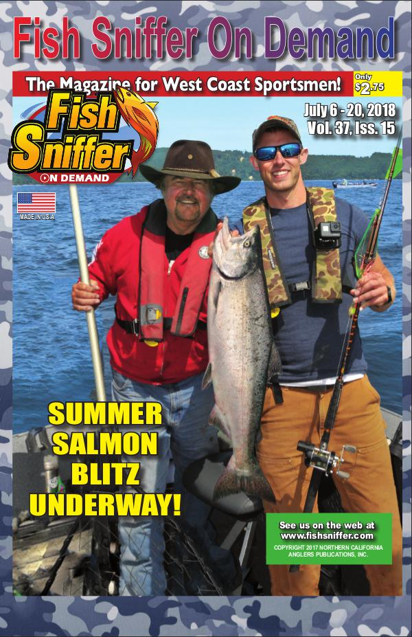 Fish Sniffer On Demand Digital Edition Issue 3715 July 6-20 2018