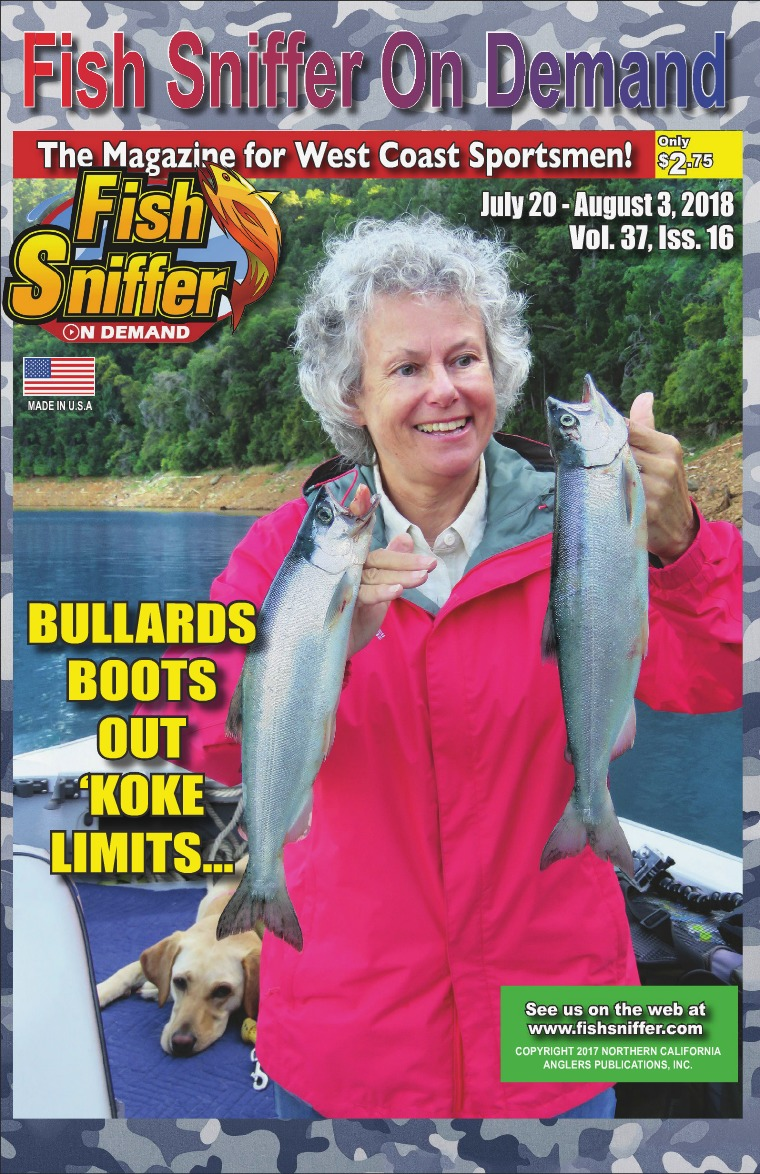 Fish Sniffer On Demand Digital Edition Issue 3716 July 20- Aug 3