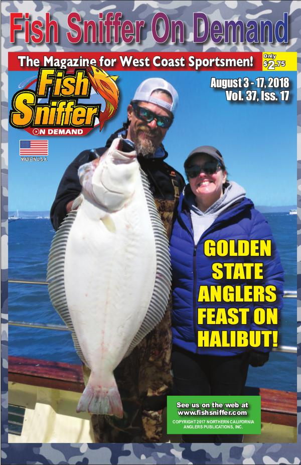 Fish Sniffer On Demand Digital Edition Issue 3717 Aug 3-17, 2018