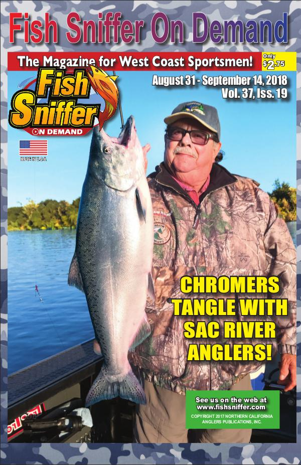 Fish Sniffer On Demand Digital Edition Issue 3719 Aug 31- Sept 14