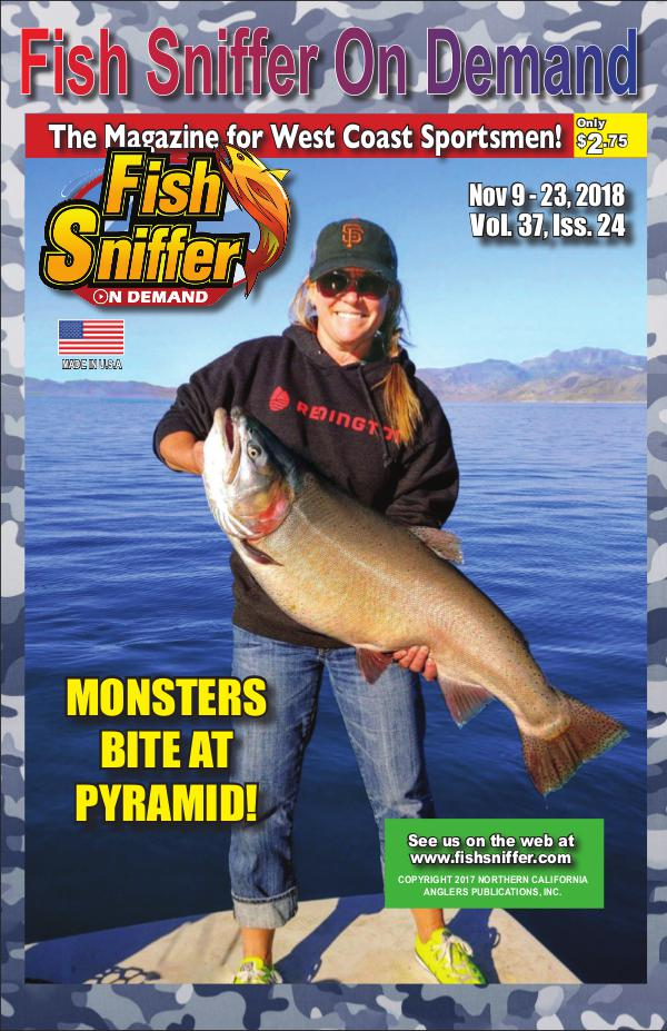 Fish Sniffer On Demand Digital Edition Issue 2724 Nov 9-23