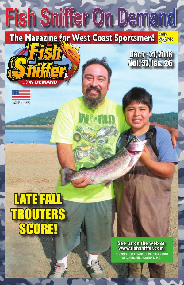 Fish Sniffer On Demand Digital Edition Issue 3726 Dec 8-21