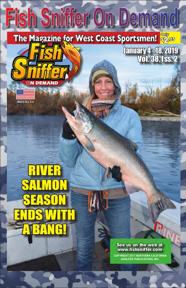 Fish Sniffer On Demand Digital Edition Issue 3802 Jan 4-18