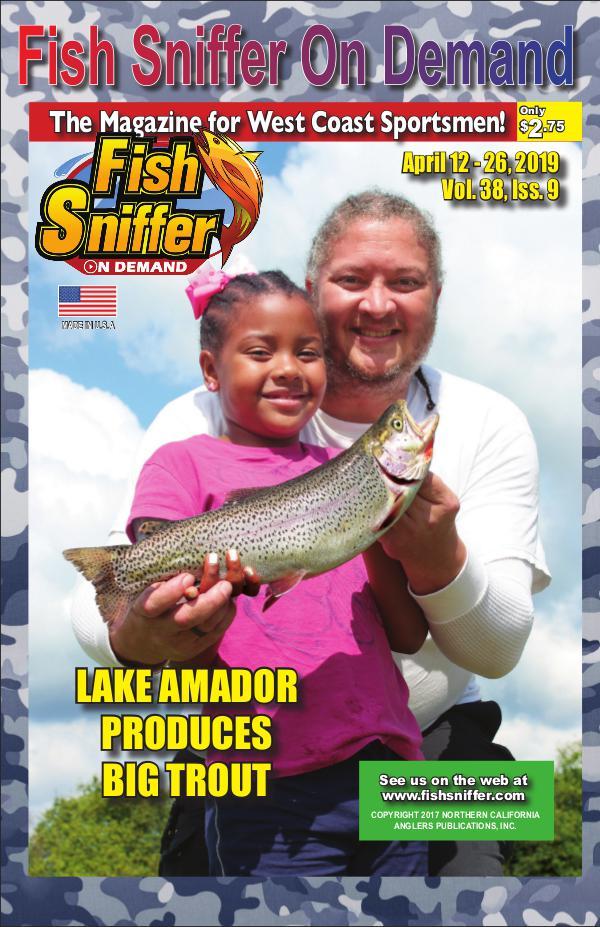 Fish Sniffer On Demand Digital Edition 3809 April 12-26 2019