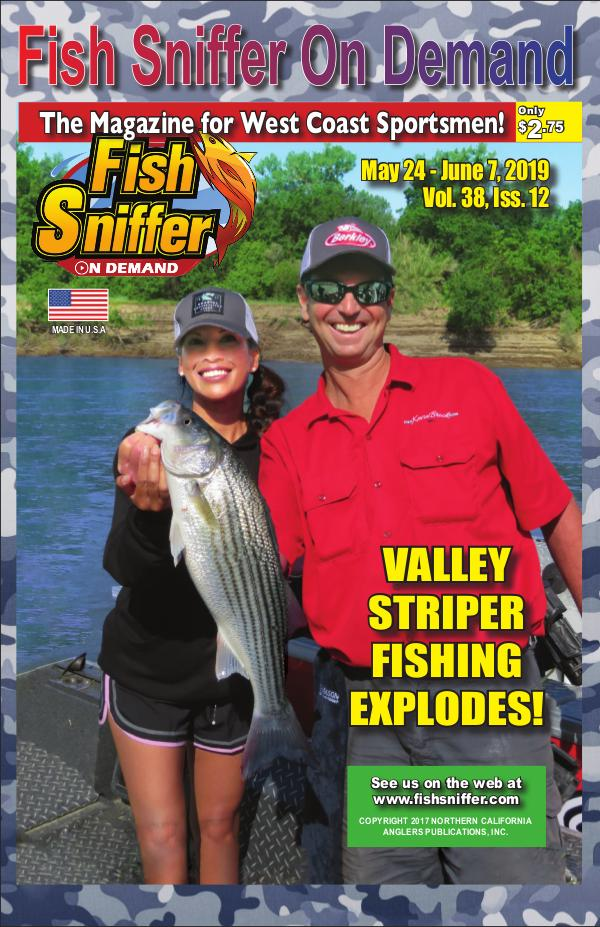 Fish Sniffer On Demand Digital Edition 3812 May 24- June 7 2019