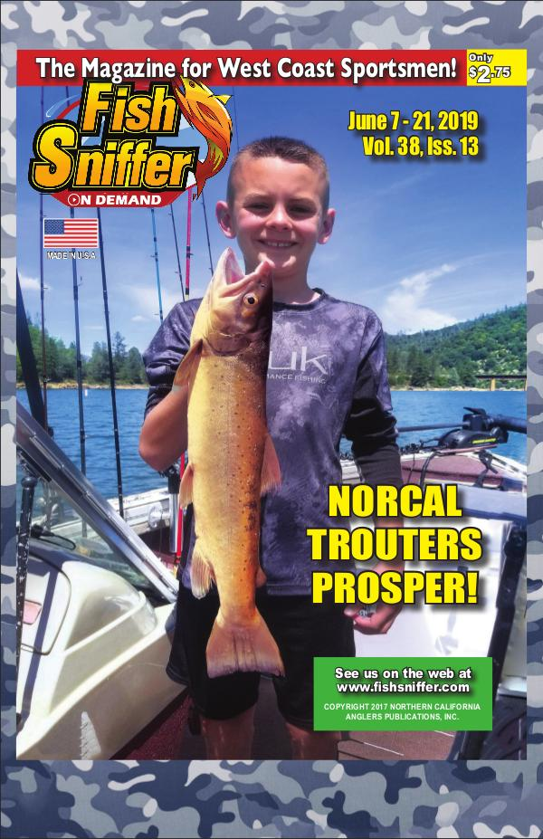 Fish Sniffer On Demand Digital Edition 3813 June 7-21 2019