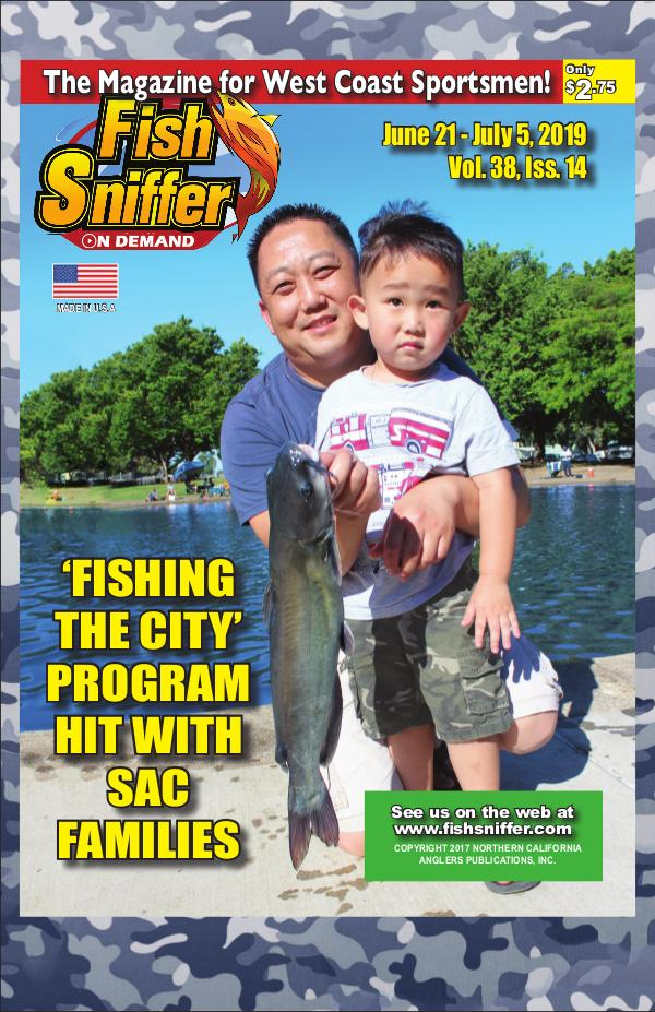 Fish Sniffer On Demand Digital Edition 3814 June 21- July 5 2019