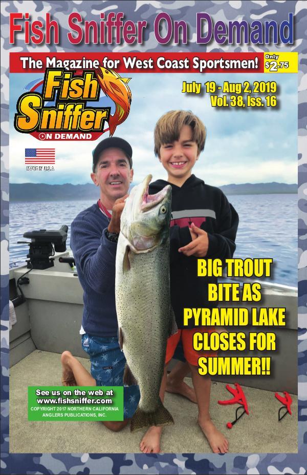 Fish Sniffer On Demand Digital Edition 3816 Jul 19- Aug 2 2019