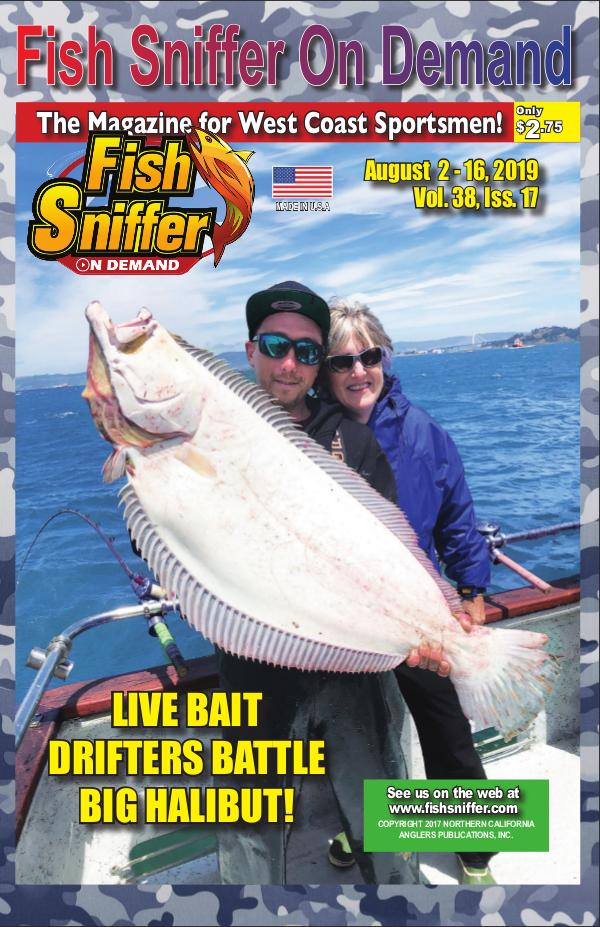 Fish Sniffer On Demand Digital Edition 3817 August 2- 16 2019