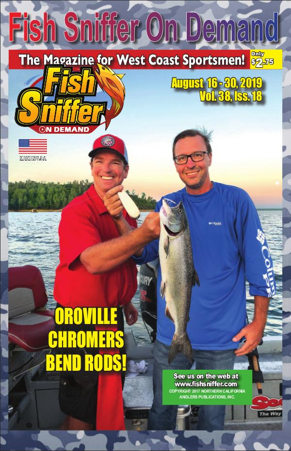 Fish Sniffer On Demand Digital Edition Issue 3818 August 16-30