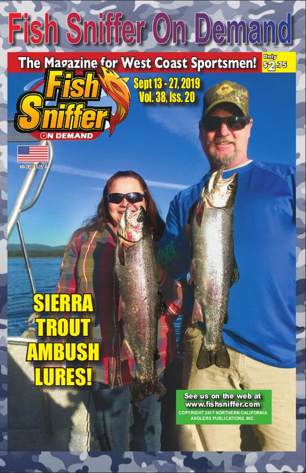 Fish Sniffer On Demand Digital Edition Issue 3820 Sept 13-27
