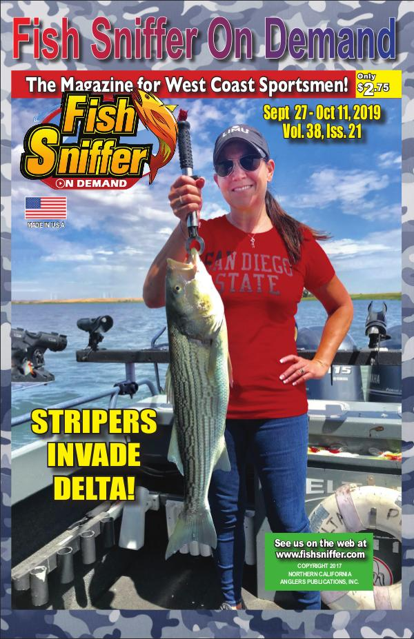 Fish Sniffer On Demand Digital Edition Issue 3821 Sept 27, 2019