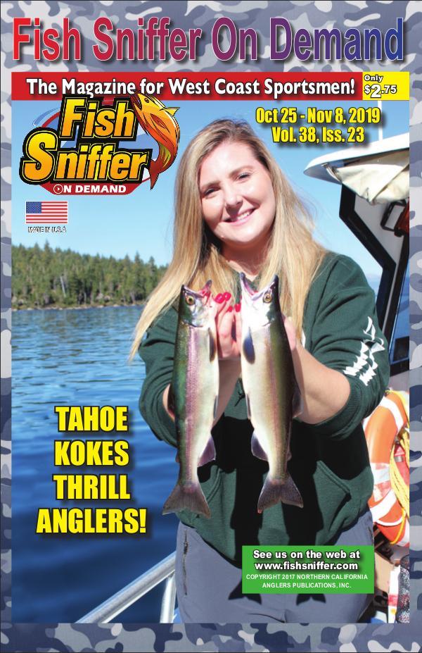 Fish Sniffer On Demand Digital Edition Issue 3823 Oct 25-Nov 8