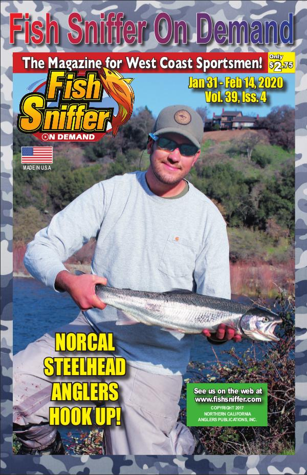 Fish Sniffer On Demand Digital Edition Issue 3904 Feb 1-14