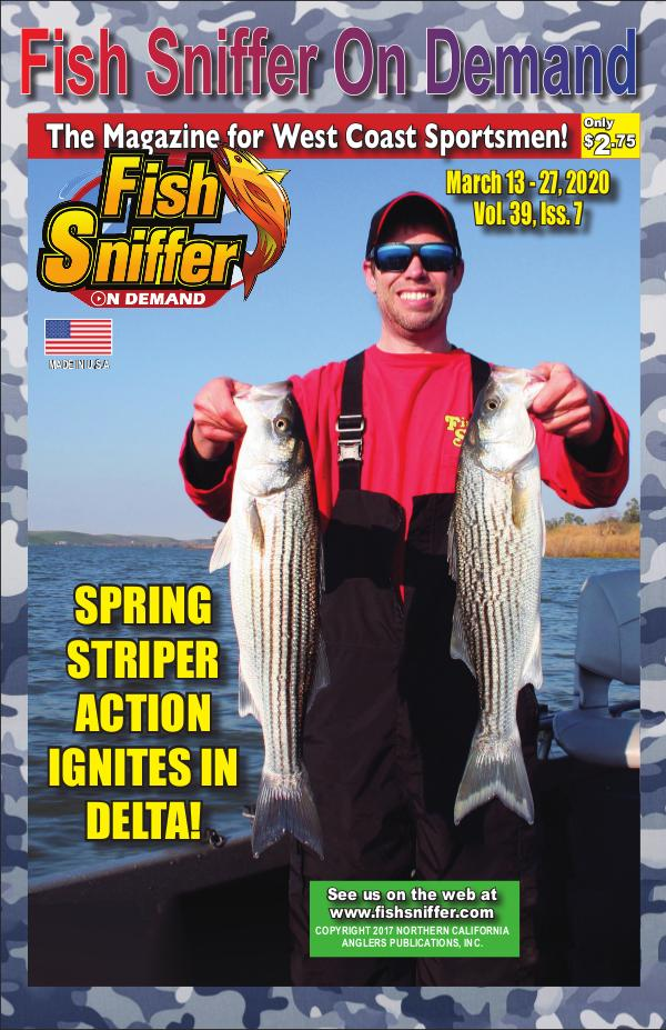 Fish Sniffer On Demand Digital Edition Issue 3907 Mar 13-27