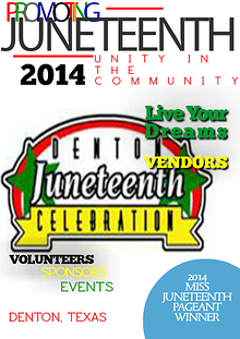 Juneteenth Celebration 2014