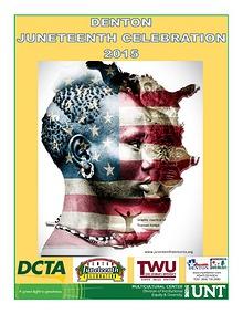 2015 Denton Juneteenth Celebration