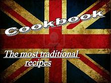 Cookbook: the most traditional recipes