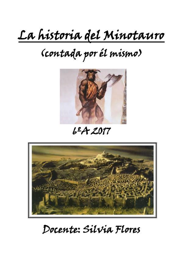 Historias del minotauro 6ºA Historias del minotauro 6ºA