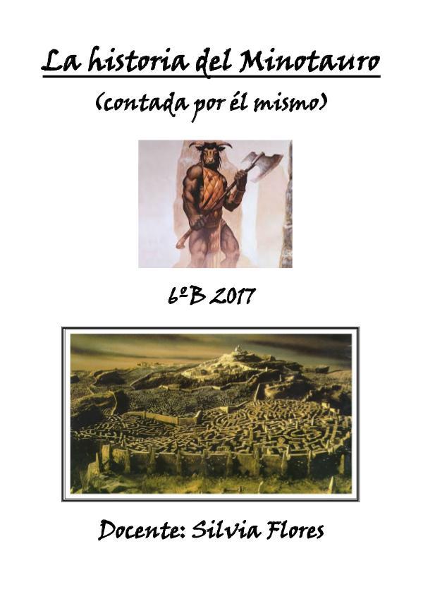 Historias del minotauro 6ºB