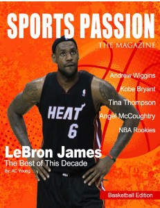 Sports Passion The Magazine Volume 1, Issue 1 (August 2013)