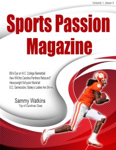 Sports Passion The Magazine Volume 1, Issue 3 (February 2014)