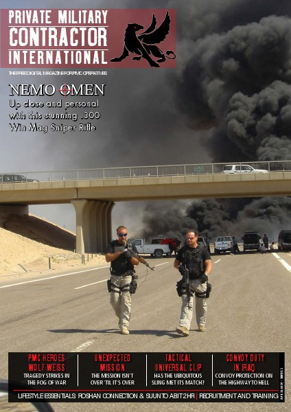 Private Military Contractor International April 2014