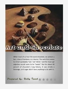 Chocolate Vision Jun 2013