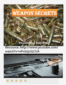 Weapon secrets
