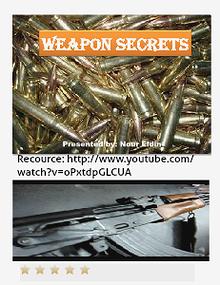 Weapon secrets