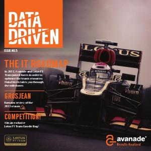 Data Driven Avanade Issue 5