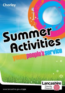 Summer Activities 2013 Chorley