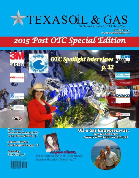 Texas Oil & Gas Magazine Vol 4 Issue 3