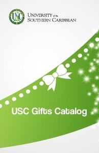 USC GIFT CATALOG #1