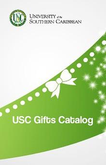 USC GIFT CATALOG