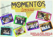 MOMENTOS ÁGORA 3° Edicón