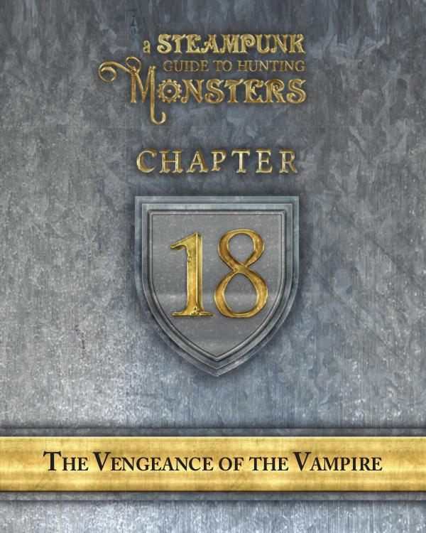 A Steampunk Guide to Hunting Monsters 18
