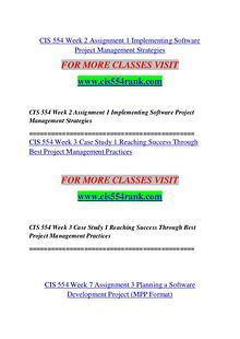 CIS 554 RANK Future Starts Here/cis554rank.com