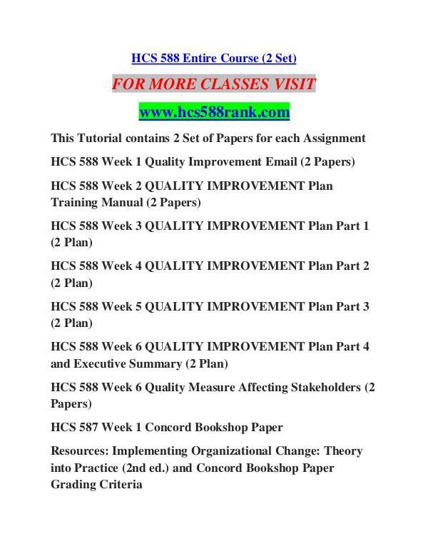 HCS 588 RANK Education Terms/hcs588rank.com HCS 588 RANK Education Terms/hcs588rank.com