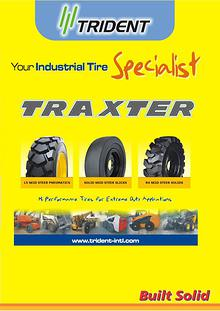 Traxter Industrial Tires